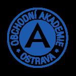 Logo obchodní akademie
